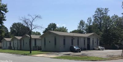 Pine Bluff Multi Family Home For Sale: S Elm Street