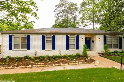 Little Rock Single Family Home New Listing: 14 Evergreen Court