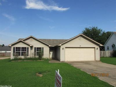 Cabot Single Family Home New Listing: 27 Wolverine