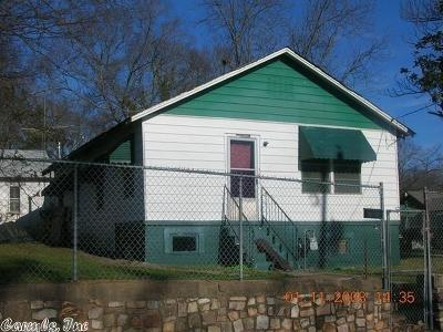 Garland County Single Family Home New Listing: 117 Lincoln