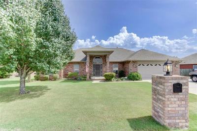 Garland County Single Family Home New Listing: 106 Wolf Howl Lane