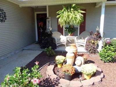 Sheridan AR Single Family Home New Listing: $124,900