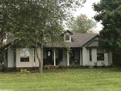 White County Single Family Home New Listing: 111 Luebker Rd