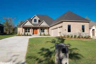 Roland Single Family Home New Listing: 19219 Waterview Meadow