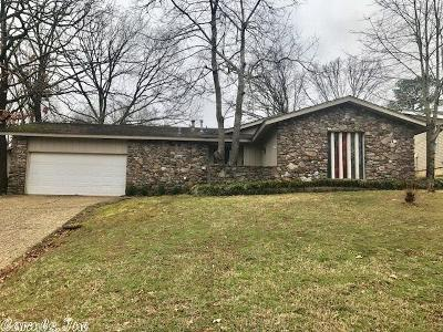 Little Rock Single Family Home For Sale: 11413 Jamestown Drive