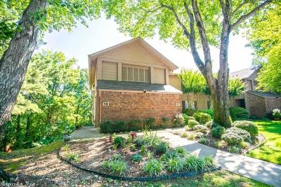 Little Rock Condo/Townhouse For Sale: 19 Reservoir Heights
