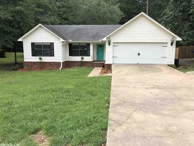 Grant County Single Family Home Under Contract: 13 Southerland Court