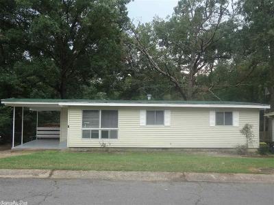 Little Rock Single Family Home For Sale: 7 Belmar