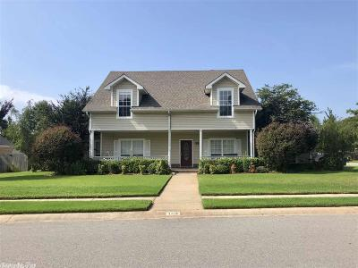 Benton Single Family Home New Listing: 3416 Forge Drive