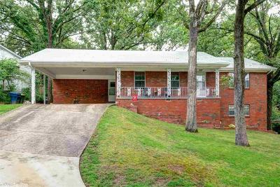 Little Rock Single Family Home New Listing: 312 Del Rio Drive