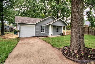 Russellville AR Single Family Home For Sale: $102,900