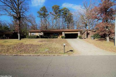 Garland County Single Family Home New Listing: 115 Southern Hills Drive