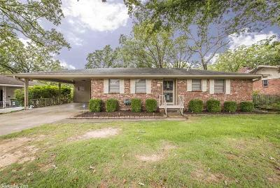 North Little Rock Single Family Home New Listing: 4419 Arlington Drive