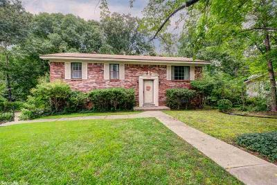 Little Rock Single Family Home New Listing: 12500 Southridge