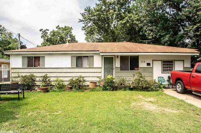 North Little Rock Single Family Home New Listing: 713 Graham Avenue