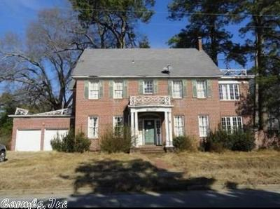 Pine Bluff Single Family Home New Listing: 1201 W 20th Ave