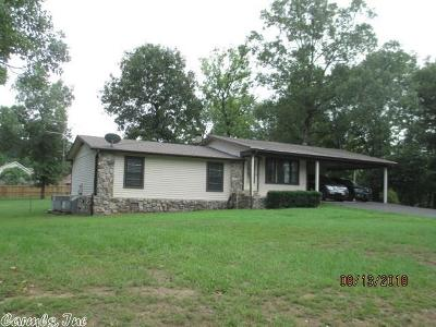 Hot Springs AR Single Family Home New Listing: $149,450