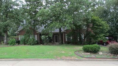 Little Rock Single Family Home New Listing: 1212 Eagle Pointe Drive