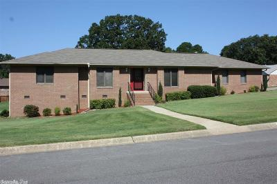 Garland County Single Family Home New Listing: 135 Jennison Sq Squares
