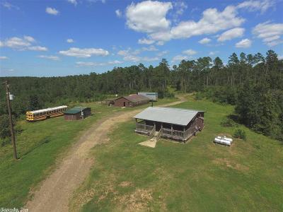 Bismarck AR Farm & Ranch New Listing: $159,000
