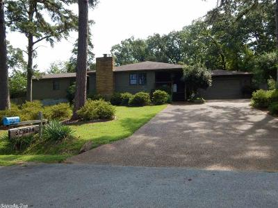Heber Springs Single Family Home For Sale: 2509 Lakeview Drive