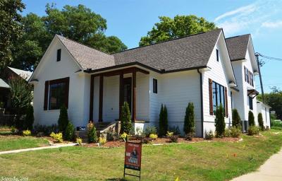 Little Rock Single Family Home For Sale: 2001 N Garfield Street