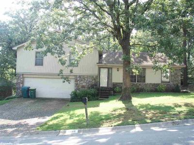 Little Rock Single Family Home New Listing: 12311 Shawnee Forest