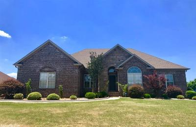 Maumelle Single Family Home New Listing: 102 Summit Drive