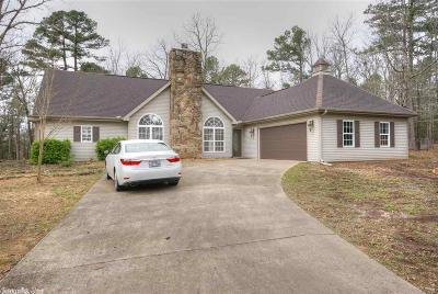 Fairfield Bay Single Family Home For Sale: 160 Pine Hill Road