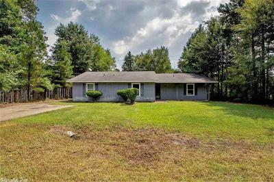 Pine Bluff Single Family Home New Listing: 9309 Hwy 63 South