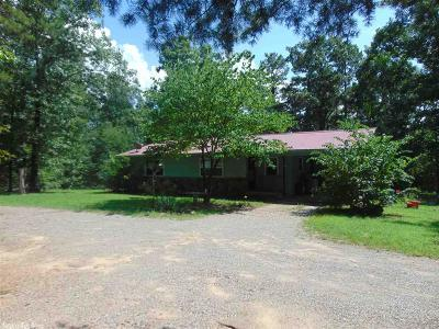 Heber Springs Single Family Home For Sale: 1640 Pangburn Road