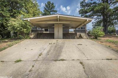 North Little Rock Multi Family Home Take Backups: 1600/1602 W 47th Street