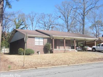 Little Rock Single Family Home For Sale: 7720 Choctaw Rd