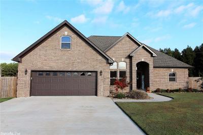 Grant County Single Family Home For Sale: 7 Edge Brooke Cove