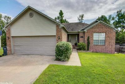 Little Rock Single Family Home For Sale: 18 Sunny Circle