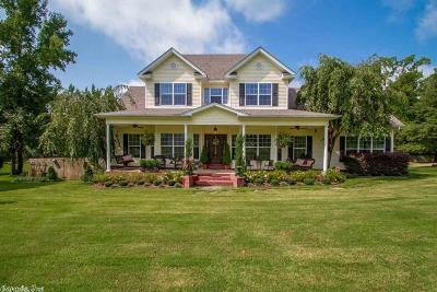 Bryant, Alexander Single Family Home For Sale: 123 W Hillcrest Drive