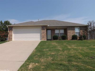 Beebe Single Family Home For Sale: 201 Terrace Dr.