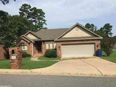 Maumelle Single Family Home Price Change: 132 Pleasantwood Drive