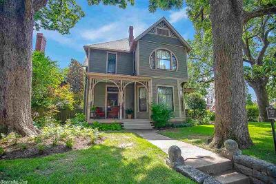 Little Rock Single Family Home For Sale: 1721 S Gaines Street