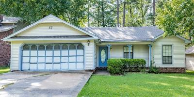 Maumelle Single Family Home For Sale: 17 Smoking Oaks Drive