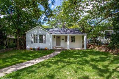 Little Rock Single Family Home Price Change: 714 N Tyler