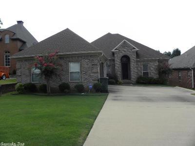 Little Rock Single Family Home For Sale: 49 Bristol Court