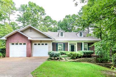 Hot Springs Vill., Hot Springs Village Single Family Home For Sale: 10 Devaca Circle