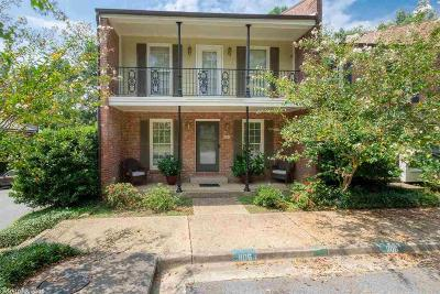 Little Rock Condo/Townhouse For Sale: 2200 Andover Court #1106