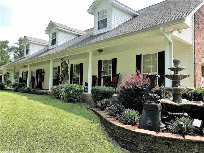 Hensley AR Single Family Home For Sale: $399,000