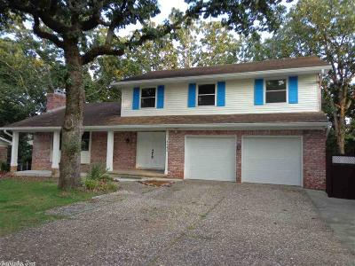 North Little Rock Single Family Home For Sale: 5820 N Walnut Road
