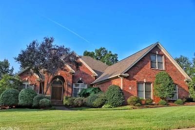 Little Rock Single Family Home For Sale: 62 Talais Drive