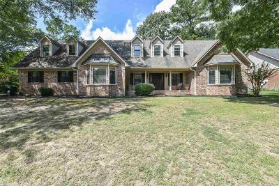 Bryant Single Family Home Price Change: 205 Fair Oaks Drive