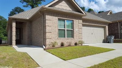 Bryant Single Family Home For Sale: 3908 Logan Ridge Drive