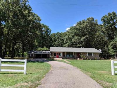 Dardanelle Single Family Home For Sale: 22097 E State Highway 154